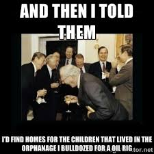 and then i told them i'd find homes for the children that lived in ... via Relatably.com