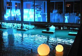 beautiful light in pool design beautiful lighting