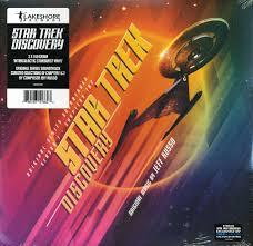 Виниловая пластинка <b>OST</b> - <b>Star</b> Trek - Discovery - Original Series ...