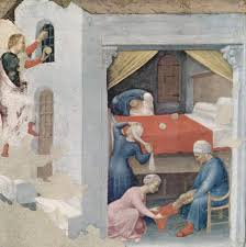 dowry the dowry for the three virgins gentile da fabriano c 1425 pinacoteca vaticana rome the st nicholas legend
