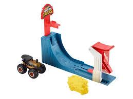 <b>Автотрек Mattel Hot Wheels</b> Монстр Трак игровой набор Мертвая ...