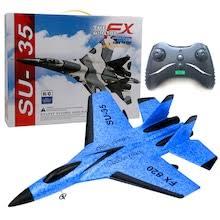 <b>SU35 Children's Toys Electric</b> Remote Control Glider Fixed-wing ...