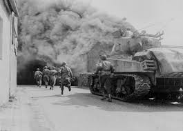 good enough tanks won wwii lovesick cyborg lovesick cyborg iers of the 55th armored infantry battalion and tank of the 22nd tank battalion move