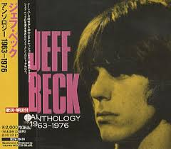 Jeff Beck, Anthology 1963-1976, Japan, Deleted, CD album (CDLP - Jeff%2BBeck%2B-%2BAnthology%2B1963-1976%2B-%2BCD%2BALBUM-323262