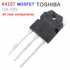 Freeshiping <b>Original TOSHIBA new</b> components MOSFET K4107 ...