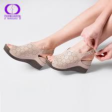 AIMEIGAO 2018 New <b>Summer</b> Platform Heels Sandals <b>Women</b> ...