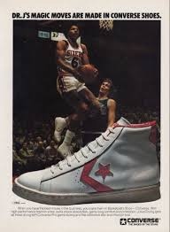 vintage ad dr j for converse basketball dos a ntilde os ahorrando vintage ad dr j for converse basketball 1977 dos antildeos ahorrando para comprarlos