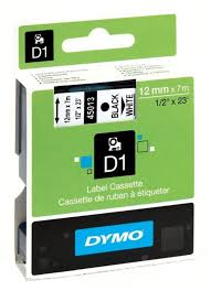 <b>Картридж D1 12mm 7m</b> для принтеров этикеток 360365 - Чижик