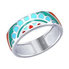Modern Jewelry - <b>SOKOLOV</b> Юв.Бренд. <b>Кольцо</b> из серебра 925 ...