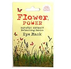 <b>NPW</b> Flower Power Refreshing <b>Eye Mask</b> Arnica: Amazon.co.uk ...