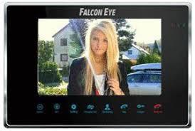 Купить <b>Видеодомофон FALCON EYE FE-70M</b>, черный в интернет ...