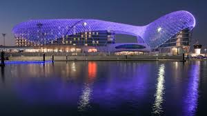 fast and furious honeymoon at the yas viceroy world bride magazine yas harbor night 1280x720