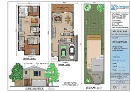 Narrow Lot Luxury House Plans   Smalltowndjs com    Nice Narrow Lot Luxury House Plans   Luxury Narrow Lot House Plans
