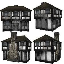 Medieval home   Floor plan neededExcept the ground floor is a windowless stone structure  It has both negative and positive sides  Please see Berenger    s post for more information