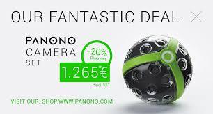 Panono <b>360</b> Camera 16K | Panono