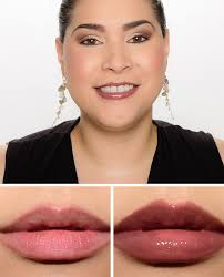 <b>MAC Bittersweet Me</b> Lipglass Review & Swatches   Tarteist lip paint ...