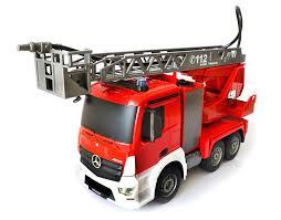 <b>Радиоуправляемая пожарная машина Double</b> Eagle Mercedes ...