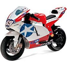 <b>Мотоцикл Peg Perego Ducati</b> GP 24V - <b>Детский</b> транспорт