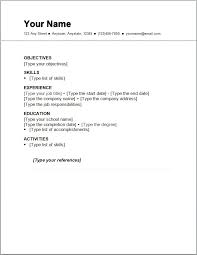 basic resume outline template   themysticwindowresume template  clp mte