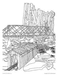 Small Picture Destinations Coloring Pages from Travel Adult Coloring Books