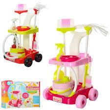 """Детский <b>игровой набор для уборки</b> """"Маленькая помощница"""" Limo ..."""