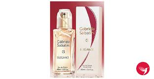 <b>Elegance Gabriela Sabatini</b> аромат — аромат для женщин 2005