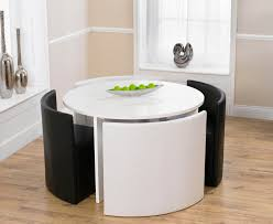 black and white dining table set: round table and chairs oslo white high gloss round stowaway dining table with black and white teen zone pinterest table and chairs chairs and