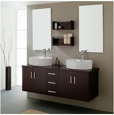dual vanity bathroom:  elegant interior design gallery bathroom cabinets with bathroom vanities