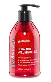 <b>Sexy Hair Гель</b> для укладки феном Big Blow Dry Volumizing Gel ...