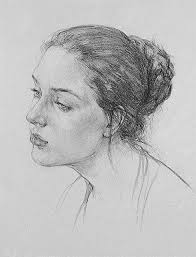 Drawing art star. | Portrait <b>drawing</b>, <b>Pencil</b> portrait drawing, Portrait ...