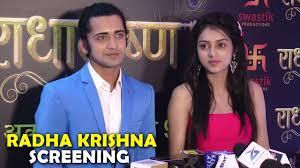 Radha Krishna   Sumedh Mudgalkar & Mallika Singh Interview   Star ...