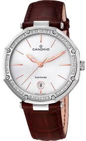 Купить <b>женские</b> наручные <b>часы Candino</b> в интернет-магазине ...