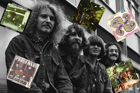 <b>Creedence Clearwater Revival</b> 1969 Songs Ranked Worst to Best