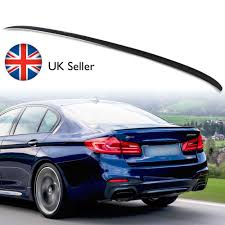 bmw 5 series <b>g30</b> f90 <b>m5</b> m performance trunk/boot <b>rear</b> boot <b>spoiler</b> ...