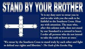 Image result for eureka flag such is life