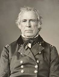 mexican war the handbook of texas online texas state historical portrait of zachary taylor