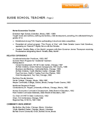 sample resume for teaching   what to include on your resumesample resume for teaching job application employment lesson plan teaching sample sample resume for first teaching