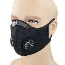Mask Elastic <b>Activated Carbon Riding</b> Mask Face Masks for <b>Cycling</b> ...