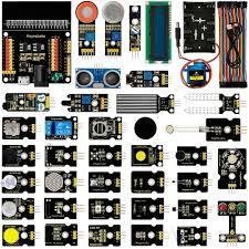 Arduino keyestudio <b>creative</b> and fun DIY <b>electronics</b> robot car and kits