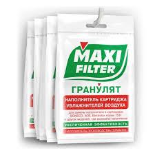 Наполнитель фильтра-картриджа <b>Гранулят MAXI FILTER</b>, 120гр ...