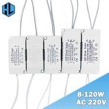 AC 220V <b>LED Driver</b> Replacement 8 <b>120W</b> Non isolating Lighting ...