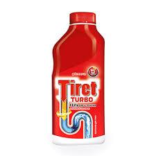 <b>Средство Tiret Турбо</b> для прочистки труб гель 500мл - купить c ...