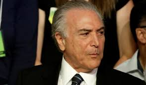 Brasil. Presidente golpista se la pasa viajando al exterior