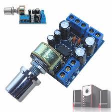 <b>TDA2822M 1Wx2 Dual Channel</b> Audio Amplifier Stereo Module ...