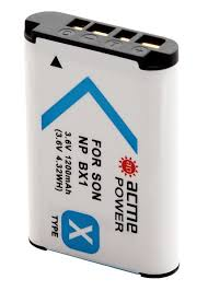 <b>Аккумулятор для видеокамер AcmePower</b> AP-NP-BX1 для: Sony ...