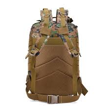 Zimtown 40L <b>Military Tactical Backpack</b>, <b>Army Assault</b> Molle ...