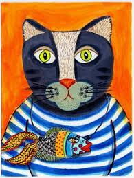 <b>cats</b>: лучшие изображения (20) | Иллюстрации, Кот и Кошки