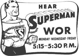Image result for the radio adventures of superman
