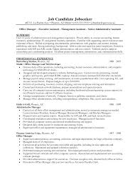 office assistant resume objective laveyla com administrative assistant resume objective best business template