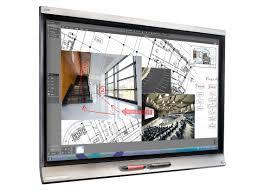 """<b>SMART Board SPNL</b>-<b>6265P</b> 65"""" <b>Interactive</b> Flat Panel Display with ..."""